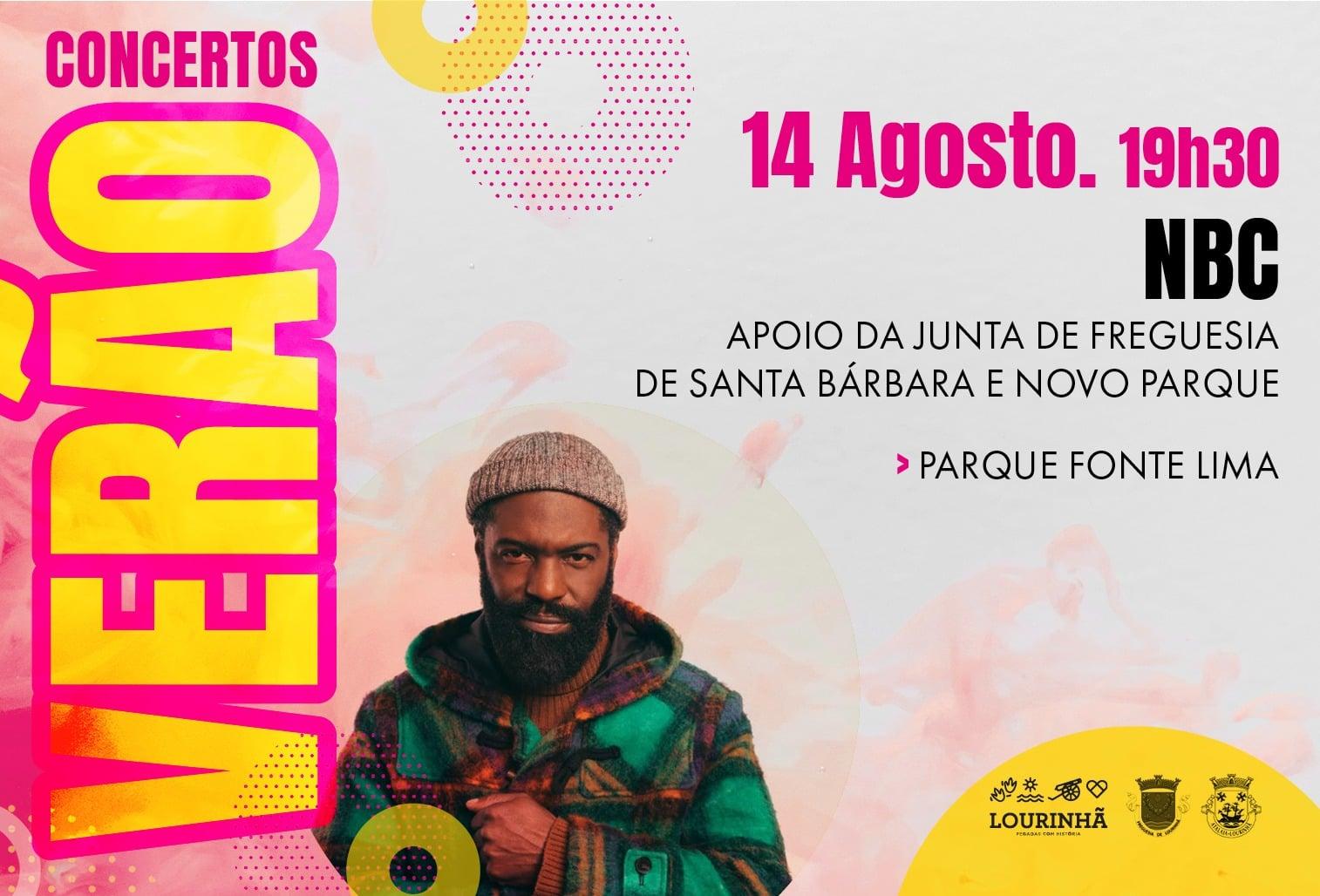 CONCERTO DE VERÃO | NBC | 14 de Agosto